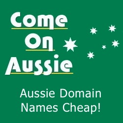 aussie domain names